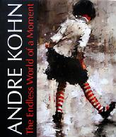 Andre Kohn book available at Mary Martin Gallery